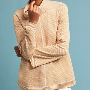 Anthropologie Maeve Tal Cowl neck tunic